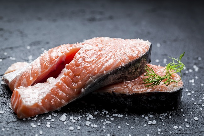 łosoś, salmon
