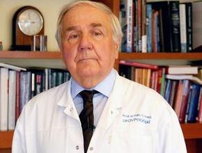 Prof. dr hab. n. med. Lech Poloński zaprasza do Zabrza