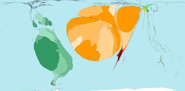 Ryzyko żółtej gorączki na świecie
