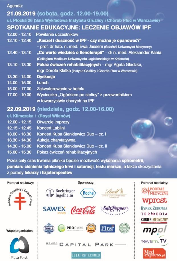 program Światowy Tydzień IPF