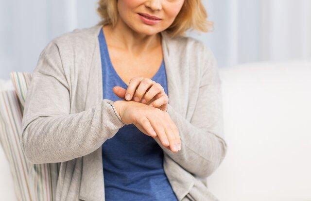 Atopowe zapalenie skóry udorosłych