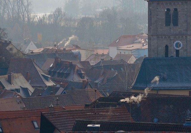 zanieczyszczenie powietrza azdrowie