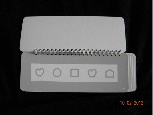Tablice obniżonego kontrastu zsymbolami Lea