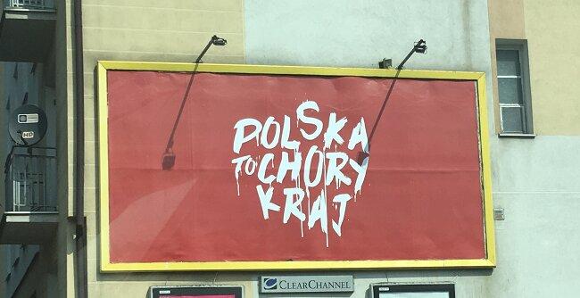 polska to chory kraj