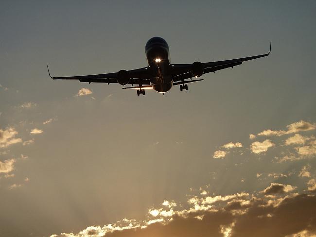 Przeciwwskazania do lotu samolotem