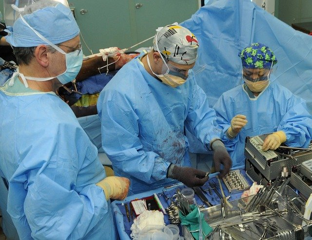 implant rosnący gwóźdź magnetyczny