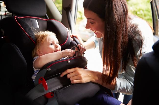 Podróżowanie zmałym dzieckiem