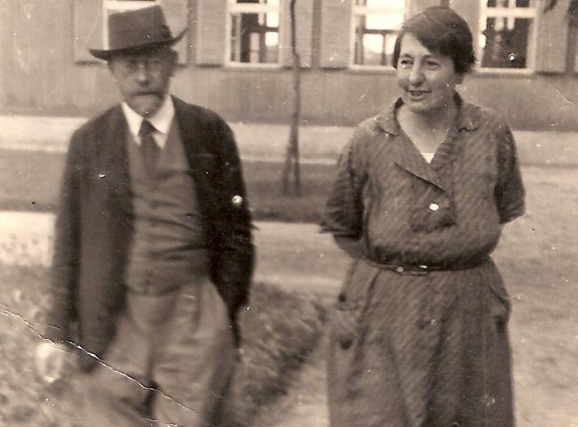 Janusz Korczak iStefania Wilczyńska