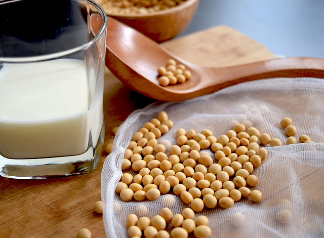 mleko soja