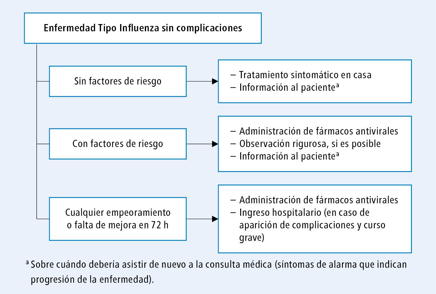 virus influenza tipo b tratamiento