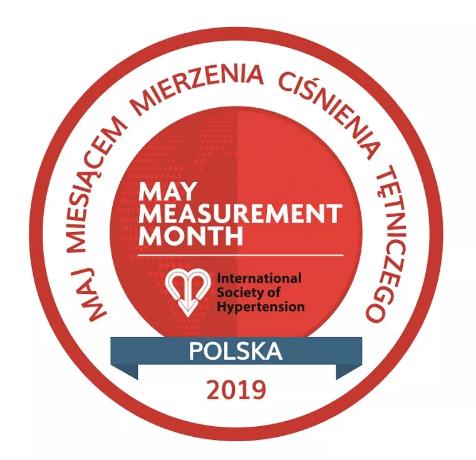 Maj miesiącem mierzenia ciśnienia tętniczego - MMM2019 Polska