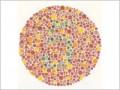 Badanie widzenia barwnego