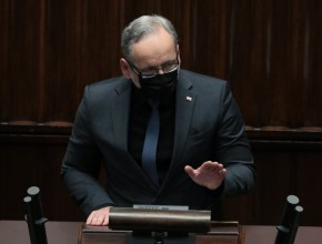 """""""Powinniśmy rozważyć wniosek oodwołanie ministra"""""""