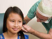 Powikłania zapalenia ucha środkowego