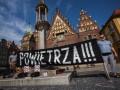 NIK: Polska jednym zkrajów UE znajgorszą jakością powietrza