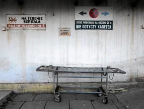 Jacyna: wzrost płacy minimalnej demoluje szpitale