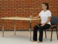 Ćwiczenia dla osób po udarze – ćwiczenie 2