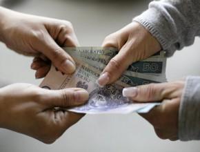 Jedna trzecia dochodu na składkę