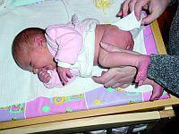 Mocz istolec małego dziecka
