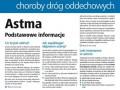 Astma. Podstawowe informacje