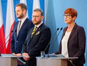 Rafalska: nie będzie sankcji za papierowe zwolnienia