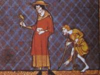 Średniowieczna Europa ogniskiem trądu