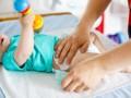 Jakie postępowanie należy wdrożyć wprzypadku stwierdzenia pieluszkowego zapalenia skóry?