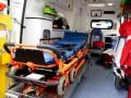 Użycie deski ortopedycznej po urazie - stanowisko ITLS